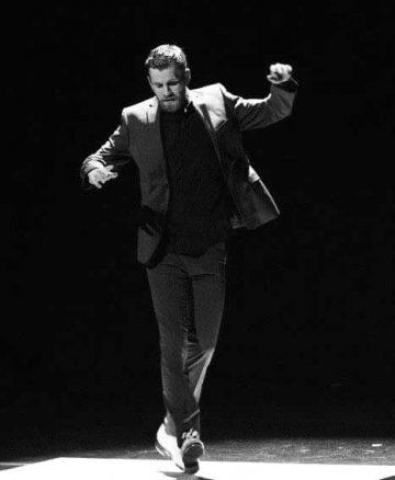 Daniel Luka Leiter Tap Dance