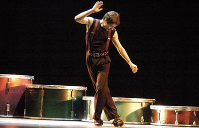 Guillem Alonso Gastdozent Tap Dance